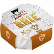 Сыр с белой плесенью «Бри» 60%, 125 г