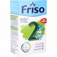 Сухая молочная смесь «friso» с 6 до 12 месяцев, 350г.