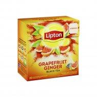 Чай чёрный «Lipton» Grapefruit Gingeri, 36 г.