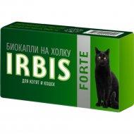 Биокапли на холку «Irbis» для котят и кошек, 5 х 1 мл