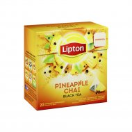 Чай чёрный «Lipton» Pineapple Chai, 36 г.