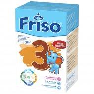 Детское молочко «Friso 3 Junior» для детей с 1 года до 3 лет, 700 г.