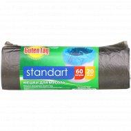 Мешки для мусора «Guten tag» 60 л, 20 шт.