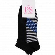 Носки женские «PS» размер 23-25.