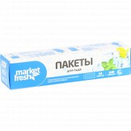 Пакеты для льда «Market Fresh» 10х24 шт