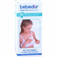 Прокладки для груди «BEBE D'OR» 40 шт.
