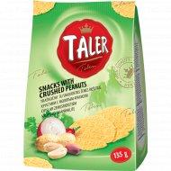 Хрустики «Taler» молотый арахис, 135 г.
