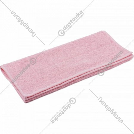 Полотенце махровое «Foroom» 40 х 70 см, розовый.