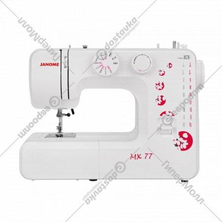 Швейная машина «Janome» MX 77.
