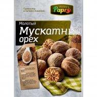 Мускаьтный орех «Papry» молотый, 25 г.