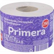 Бумага туалетная «Primera 250» 60 м, 1 рулон.