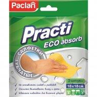 Салфетки губчатые «Paclan» Practi, 18x18 см, 2 шт.