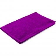 Полотенце махровое «Foroom» 40 х 70 см, фиолетовый.