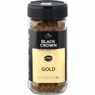 Напиток кофейный растворимый «Black Grownl» сублимированный, 90 г.