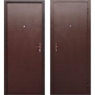 Дверь входная «Гарда» Стройгост 5 РФ Мет/Мет, Медный антик, L, 206х96 см