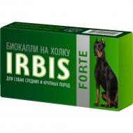 Биокапли на холку «Irbis» для собак средних и крупных пород, 5х1 мл