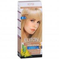 Крем-краска для волос «Элитан» 10.11 натуральный блонд.