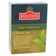 Чай «Riston» Pure Green, 100 г.