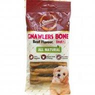 Лакамство для собак «Gnawlers» с говядиной, 108 г.