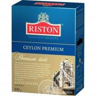 Чай черный «Riston» листовой 100 г.