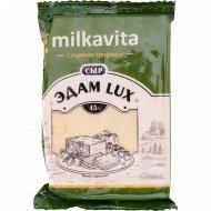 Сыр «Milkavita» Эдам Lux, 45%, 1 кг, фасовка 0.4-0.5 кг