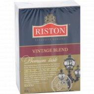 Чай черный «Riston» Винтэйдж Бленд, 100 г.