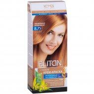 Крем-краска для волос «Элитан» 8.75 карамельный светло-русый.