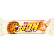 Вафельный батончик «Lion» с карамелью и хлопьями 42 г