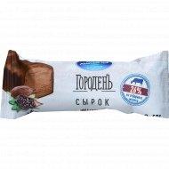 Сырок глазированный «Городенъ» с какао и ароматом ванили 26%, 40 г.