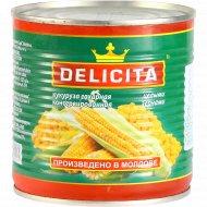 Кукуруза консервированная «Delicita» 425 г.