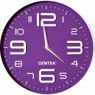 Настенные часы «Centek» СТ-7101, violet