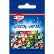 Кондитерское изделие «Д-р Оеткер» Декор-микс, Феерверк, 10 г