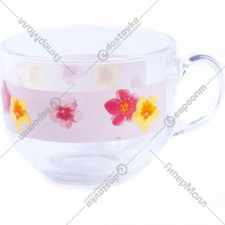 Чашка «Luminarc» Poeme Rose 500 мл, L2329