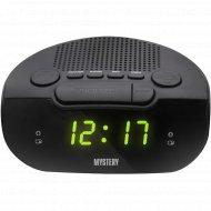 Часы-будильник «Mystery» MCR-21, green