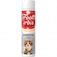 Шампунь для кошек «Irbis Frootti» тропический грейпфрут, 250 мл.
