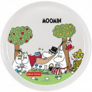 Детская тарелка «Moomin Milky» 450 мл.