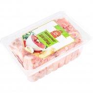 Пулуфабрикат мясной «Для борща» из свинины 1 кг.