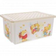Детский ящик для хранения «Bears» 12 л.