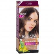 Крем-краска для волос «Элитан» 7.10 классический средне-русый.