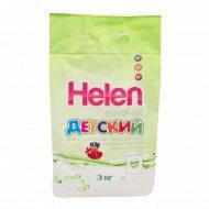 Синтетическое моющее средство «Helen» automat детский 3 кг.