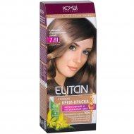 Крем-краска для волос «Элитан» 7.81 сияющий перламутрово-русый.