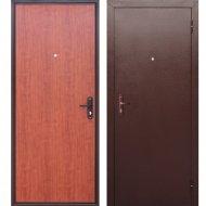Дверь входная «Гарда» Стройгост 5 РФ, Медный антик/Рустикальный дуб, L, 205х86 см