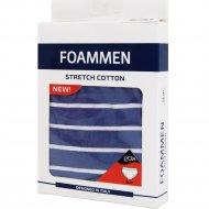 Трусы мужские «Foammen» слипы набивные, белая полоска, 1 шт.