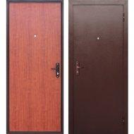 Дверь входная «Гарда» Стройгост 5 РФ, Медный антик/Рустикальный дуб, L, 205х96 см