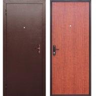 Дверь входная «Гарда» Стройгост 5 РФ, Медный антик/Рустикальный дуб, R, 205х86 см