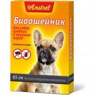 Биошейник «Amstrel» для собак, 65 см.