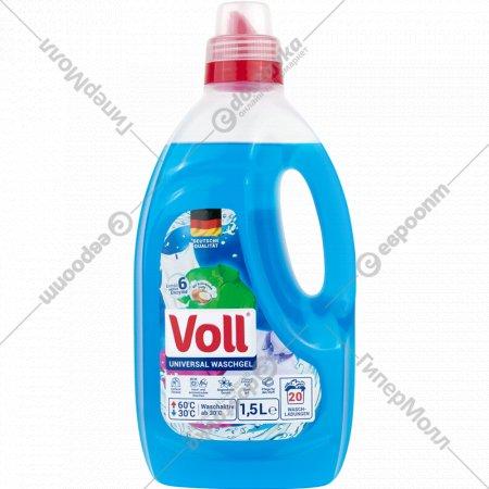 Гель для стирки «Voll» Universal, 1.5 л