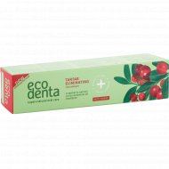 Зубная паста «Ecodenta» tarar eliminating toothpaste, 100 мл