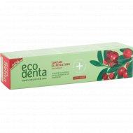 Зубная паста «Ecodenta» Tartar Eliminating, 100 мл