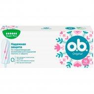 Тампоны «О.b.» Оriginal Super Plus 16 шт.
